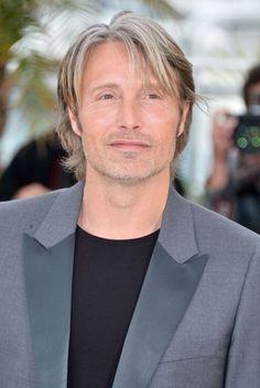 Mads Mikkelsen......Hannibal never looked so good