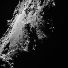 Year at a comet, October 2014