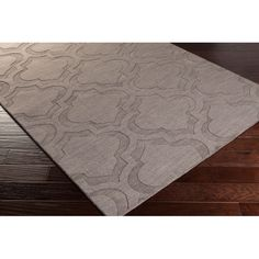 Artistic Weavers Hand-woven Ali Tone-on-Tone Moroccan Trellis Wool Area Rug (2'3 x 8') - Overstock™ Shopping - Great Deals on Artistic Weavers Runner Rugs - $119