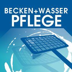 Pflegen Sie Ihr Wasser genauso wie Ihr Becken und Sie haben lange Freude an Ihrem Pool. http://starke-shop.de/becken-und-wasserpflege
