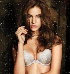 Candice Swanepoel, Miranda Kerr, Barbara Palvin and Others Star in Victoria's Secret Holiday 2012