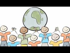 Ecology video for kids.  Populations, communities and ecosystems.