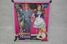 Lucas Till Signed Hannah Montana The Movie 16 Pc Doll Set With Travis & Hannah #JAKKSPacific