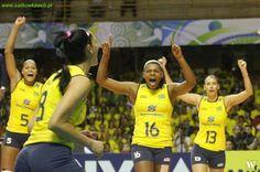 WGP, Final Six Sapporo: Brasylijki, Serbki i Chinki zwyciężczyniami drugiego dnia Final Six .