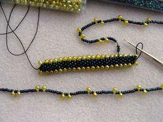 Paciorek Knitter Galeria: WIP środa 13.08.08