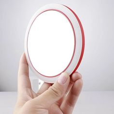 Our best selling Wireless Charging LED Makeup Mirror is finally back in stock! Click the link in our bio to grab yours. Led Makeup Mirror, Led Mirror, Mirrors, How To Apply Makeup, Applying Makeup, Perfect Selfie, Makeup Essentials, Phone Charger, Compact Mirror