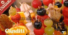 Canditi (Frutta Caramellata) | la ricetta di Benedetta Parodi
