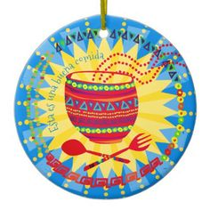 #Good food Mexican culinary Christmas ornament - #Xmas #ChristmasEve Christmas Eve #Christmas #merry #xmas #family #holy #kids #gifts #holidays #Santa