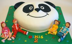 Bake a Cake: Panda e os Caricas - Nova versão