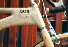 Ricor wooden bike 2