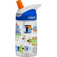 Bidon dla dziecka Camelbak Kids Bottle Atomic Robots