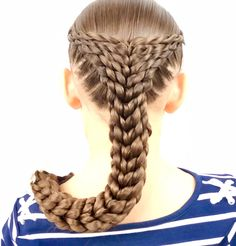 """""""Nautical Rope Braid""""  Link for this is in our bio"""