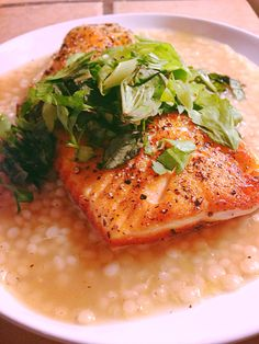 Crispy Arctic Char — One If By Food