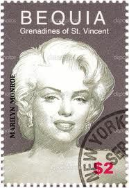stamp from the Island Of St.Vincent