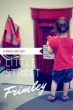 Little Street play centre, Frimley Surrey. Day out, fun, soft play alternative, activity, summer holidays.
