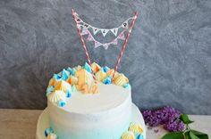 Tort Deliciu cu zmeura - Mihaela Toader Birthday Cake, Sweet, Desserts, Food, Design, Candy, Tailgate Desserts, Deserts, Birthday Cakes