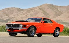 1970 #Ford #Mustang Boss 429 | #jerrysautgroup @Jerry's Automotive Group