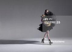Stock Photo : Contour Style fashion, Self assignment, 2010