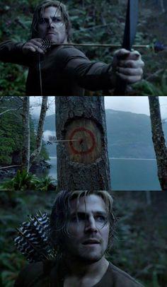 Arrow - Oliver Queen #2.15 #Season2