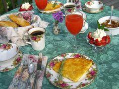Sandlake Country Inn Breakfast
