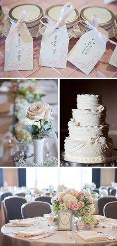 Shabby Chic Wedding at the Fort Worth Club in Texas | WeddingWire: The Blog