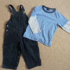 New Boys Autumn/Winter Bundle Age 2-3 Years. Little Wardrobe