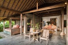 Architect Designed Natural Villa 2 | 10 Cool Airbnb Houses You Can Call Home While in #Bali #Indonesia #Travel