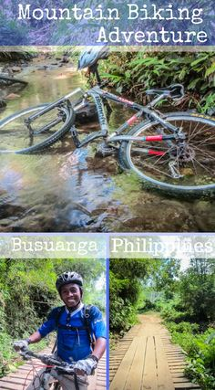 Mountain Biking Adventure Busuanga, Philippines. Hike + Bike= Build A School in the Philippines. The last time I rode a bike for this long, my ass hurt for at least a week afterwards. This what all I could think of as our group made its way off the main road onto the single lane footpath surrounded by the jungle. Click to read more at http://www.divergenttravelers.com/hike-bike-build-school-busuanga/
