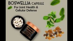 BOSWELLIA CAPSULE: For Joint Health & Cellular Defense it has strong anti-inflammatory and cell protective properties. Ayurveda, Herbalism, Cancer, Health, Youtube, Salud, Health Care, Healthy, Herbal Medicine