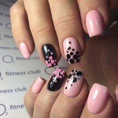 60 + Pic Pink Gel Nägel Ideen 2018 60 + Pic Pink Gel Nägel Ideen 2018 60 + Pic Pink Gel Nägel Ideen 2018 nail designs nails ideas ideas for winter nail art nail designs Pink Gel Nails, Gel Nail Colors, Diy Nails, Manicure Ideas, Black Nails, Manicure Colors, Bright Nails, Gel Manicure, Manicures