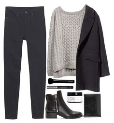 """""""Untitled #100"""" by veronika-m ❤ liked on Polyvore featuring Monki, H&M, 3.1 Phillip Lim, Givenchy, Burberry and Lulu Guinness"""