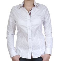 Classic Gucci White Business Shirt