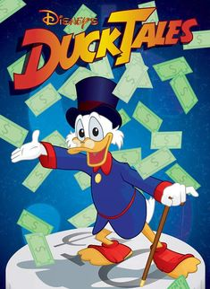 Disney's DuckTales filled many a child's weekday afternoon with fun and adventure during the late 80's. Description from deviantart.com. I searched for this on bing.com/images