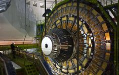 Large Hadron Collider nearly ready - Photos - The Big Picture - Boston.com