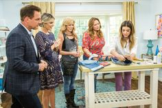 Make a fashion statement that's just as shiny as it is trendy! Orly Shani's DIY Sequin Hem Pants! For more DIYs tune in to Home & Family weekdays at 10a/9c on Hallmark Channel!