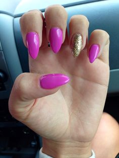 Claw nails, stiletto nails, spring, nails
