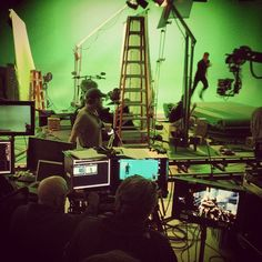 Behind the scenes of Teen Wolf!