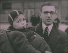 Sir Nicholas Winton organized the Kindertransport, an operation in 1939 that transported European Jewish children to safety in Britain.