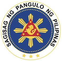 Seal of the President of the Philippines - Wikipedia
