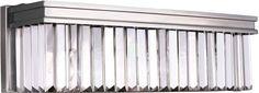 0-019950>Carondelet 3-Light Wall Sconce Antique Brushed Nickel