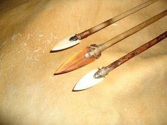 Homemade arrows