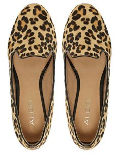 Leopard Print - Tempting - Would go with everything to dress things up probably...