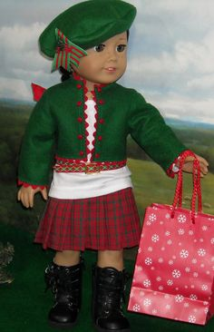 d474dc4a0 220 Best Christmas for American Girl Dolls images in 2019 | Girl ...