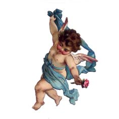 Image detail for -Victorian Scrap Angel