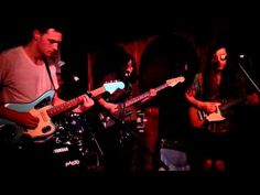 monomyth - candleholder (handlebar nxne toronto jun 18/14) - YouTube