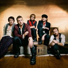 OneRepublic. Love this band <3