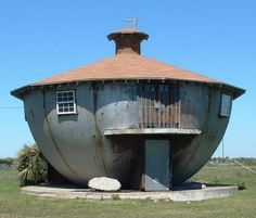 The Kettle House, in Texas (USA).