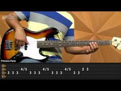 Johnny B. Goode - Chuck Berry (aula de contrabaixo) - YouTube