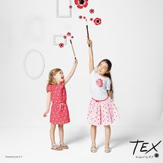 Nouvelle collection TEX ! #TEX #TEXbyKT #Carrefour #CarrefourFrance #fashion #mode #fleurs #tendanceed