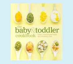 Baby & Toddler foods